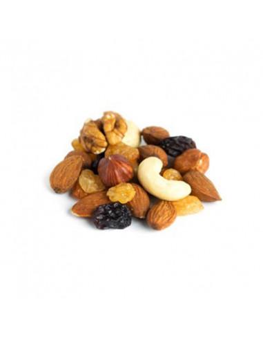 Mix energetico dello sportivo (frutta...